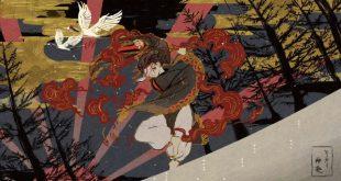 #鬼灭之刃# 画师「カタツムリ」系列作品,什么神仙画风!(twi: ryoutumuri)   插图