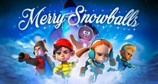 steam喜加一,《Merry Snowballs》免费领插图