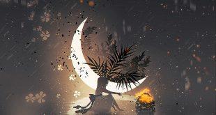 【P站画师】来收壁纸吧!韩国画师reinforced的风景插画作品插图