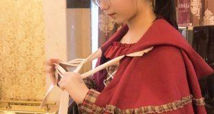 真人直拍的的女仙coser插图