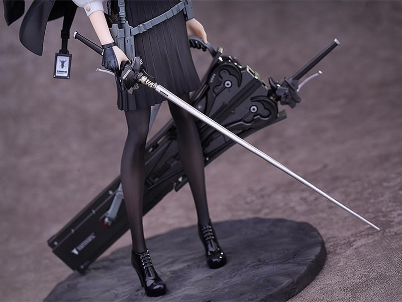 【手办】Myethos《画师neco武装少女系列》AZ:[S]  1/7 手办开定-玩吧ACG