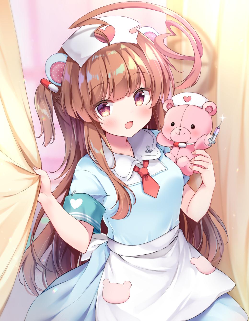 【P站画师】萌妹子!好多萌妹子!日本画师まさよ的插画作品-玩吧ACG